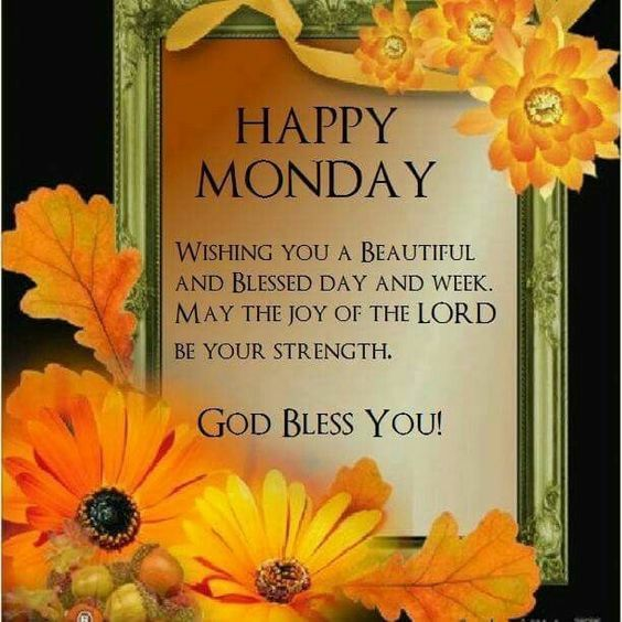 25 Good Morning Monday Pictures